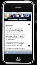 IPhone Bible [Romans], Modern