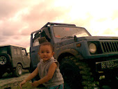 My Son Off Road