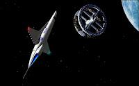 La colonie SS5 du film 2001: L'Odysssée de l'espace.