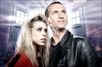 Christofer Eccleston et Billie Piper.