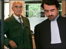 Audition du général Rondot le 22 mai 2006 sous la contrainte.