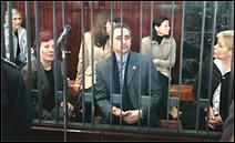 Les 5 infirmières bulgares et le médecin palestien prisonniés en Libye depuis 1999.