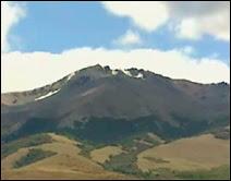 Les hauts plateaux de Patagonie.