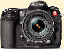 L'APN réflex Fujifilm IS Pro sensible de l'UV à l'IR.