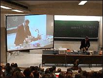 Conférence e Hervé This donné en 2001 à l'École Nationale Supérieure de Chimie de Clermont-Ferrand. Document UDP Auvergne.