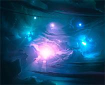 Image de synthèse réalisée par Gary Tonge.