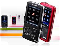 Les nouveaux Walkman multimédia Sony NWZ-A810 et S610.