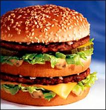 Le Big Mac à 40 ans.