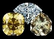 Les diamants...
