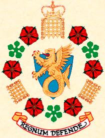Logo du MI5.