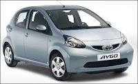 Toyota Aygo 3p.