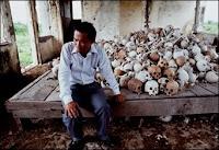Le photoreporter cambodgien Dith Pran face au génocide Khmer.