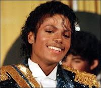 Michael Jackson en 1984.