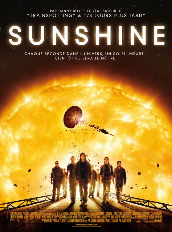 'Sunshine' is the bleakest and most beautiful sci-fi movies ever made