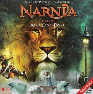 Narnia Günlükleri 1 online izle