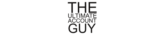 THE ULTIMATE ACCOUNT GUY