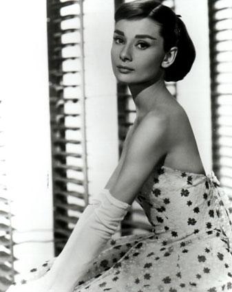 audrey - George Clooney reveals his celebrity crush!  Audrey Hepburn! Audrey_hepburn