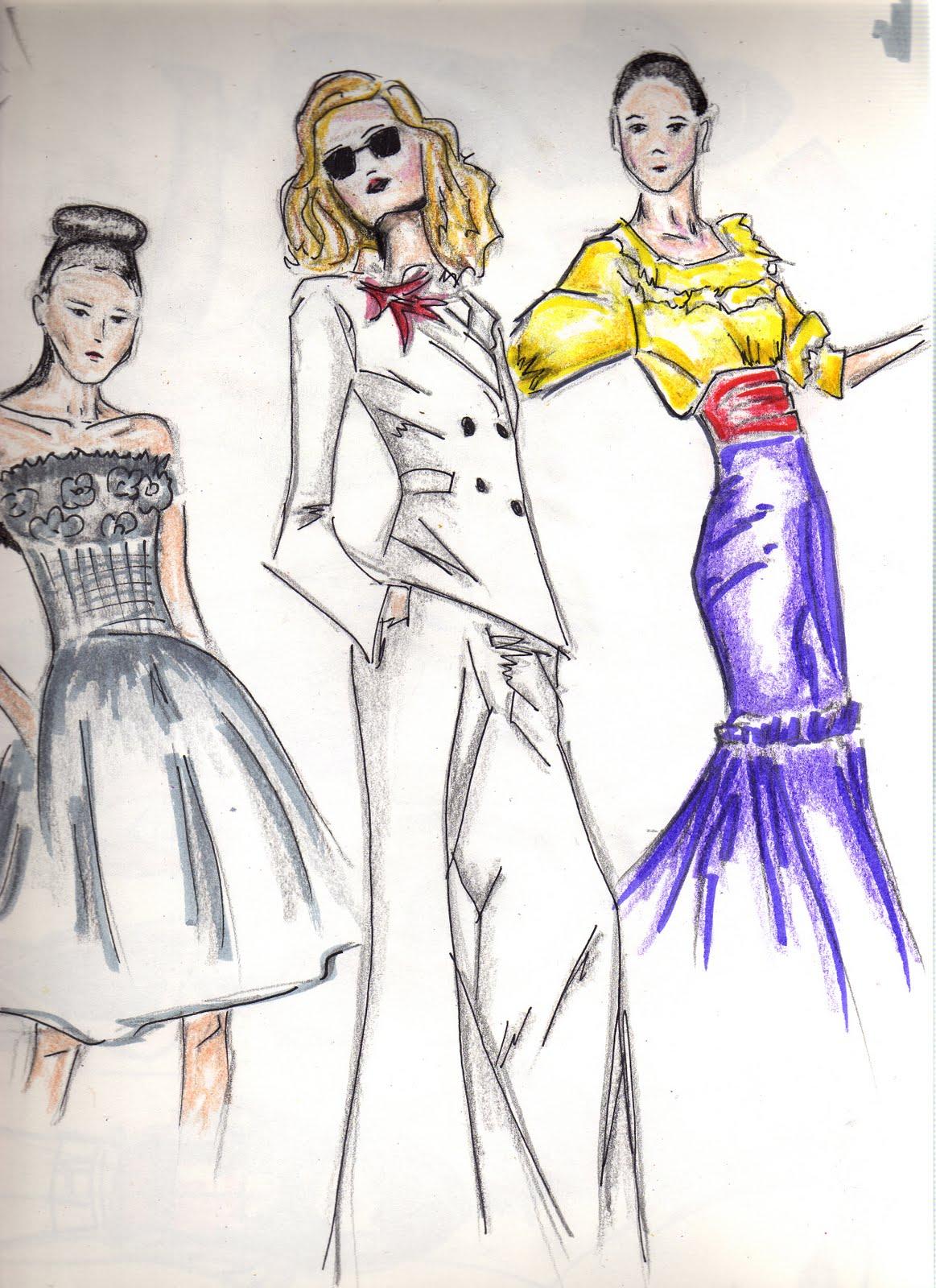 Moda dise o de modas for Diseno de ropa