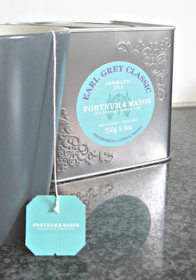 fortnum and mason earl grey tea