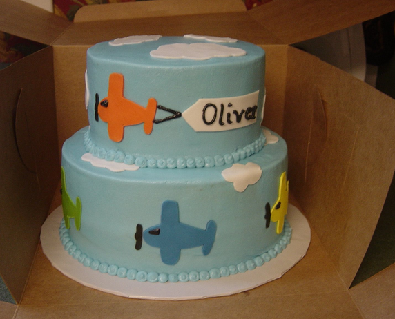 Themed Cakes, Birthday Cakes, Wedding Cakes: Airplane ...