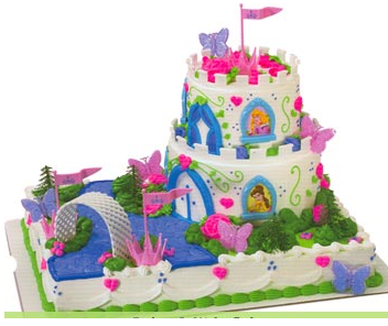 Toddler Birthday Cake Pictures : Themed Cakes, Birthday Cakes, Wedding Cakes: Castle ...
