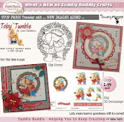 Cuddly buddly crafts free digis