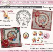 Cuddly buddly crafts free digis