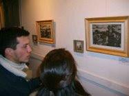 """2007 - Muestra individual: """"Fragmetos de Historia"""", Casa de la Cultura. Circuito de Gallery Nigth."""