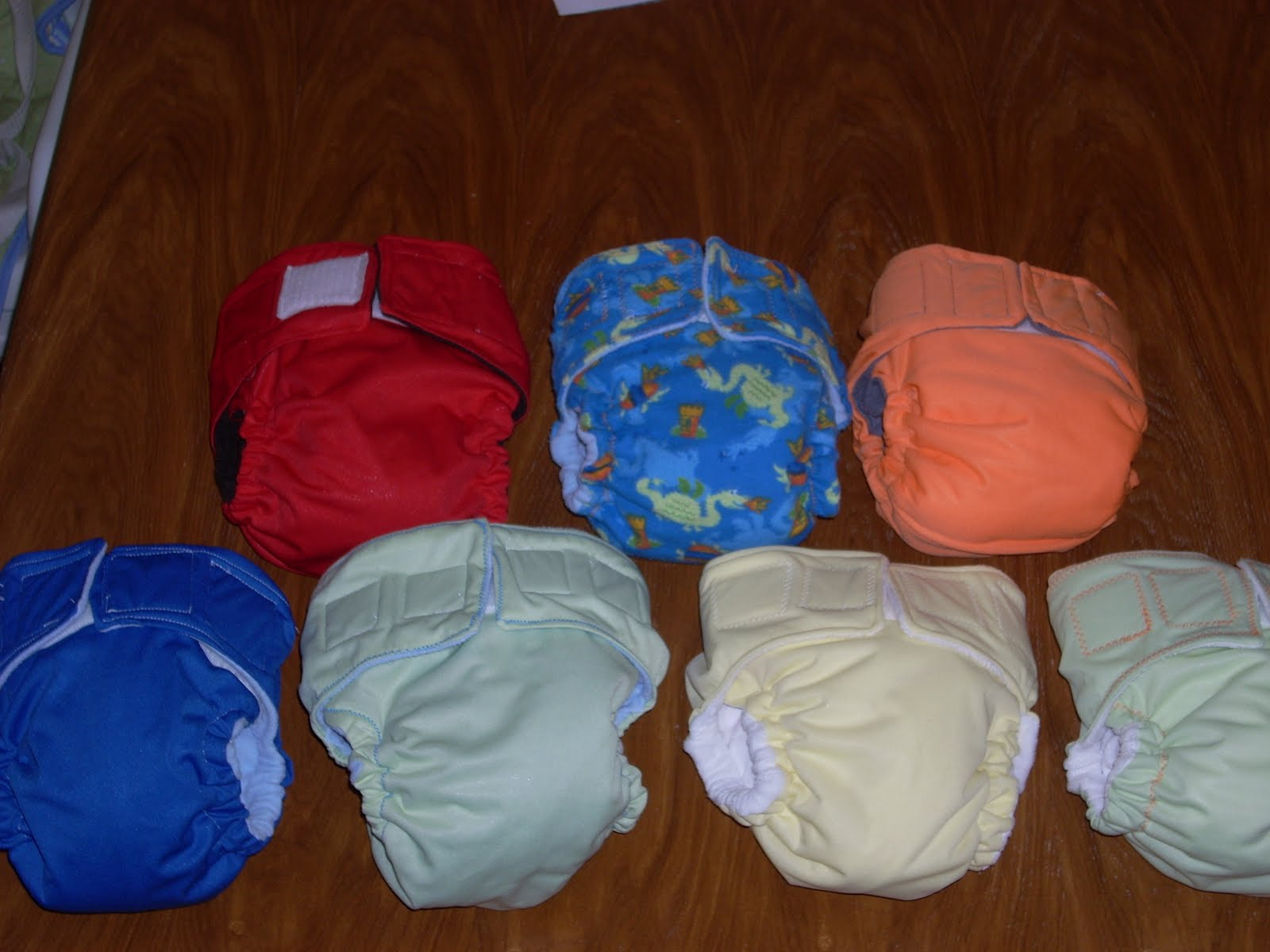 Pocket Diaper Pattern - PooPockets Diapers