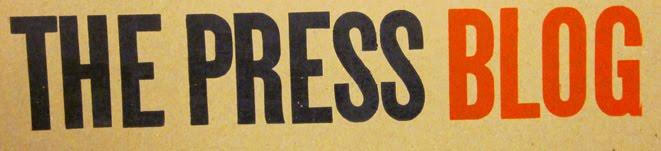 The Blog of the Press that is The Press at Colorado College