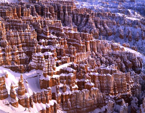 The Beauty of Bryce Canyon