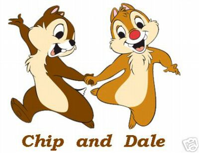 chip dale