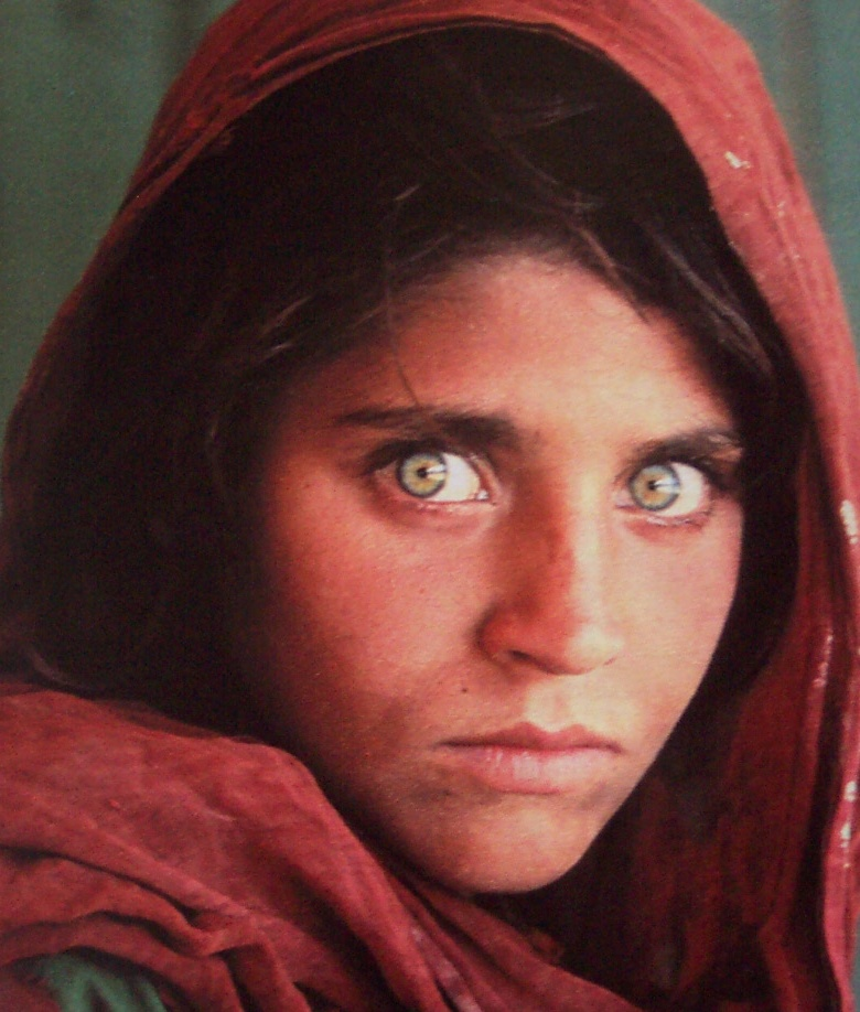Older than George Eliot: Sharbat Gula. A remarkable story.