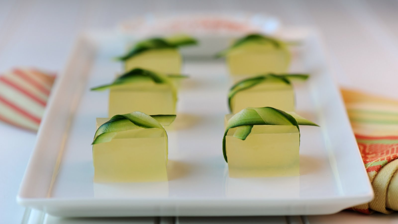 Jelly Shot Recipes | Jelly Shot Test Kitchen: Cucumber-Lime Margarita ...