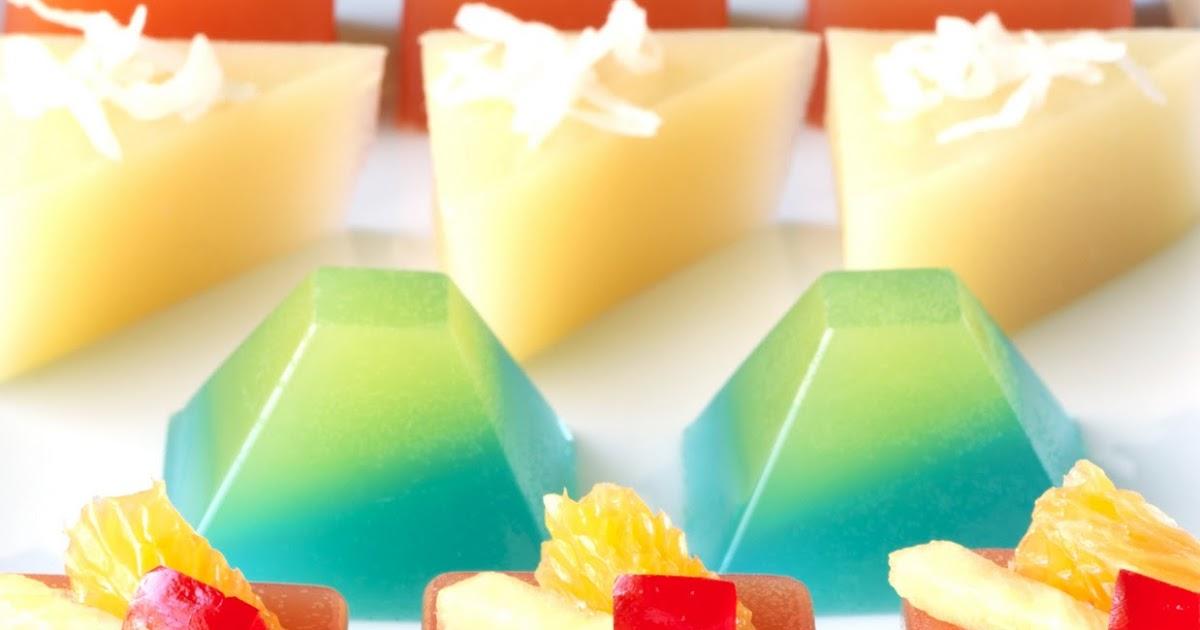 how to make vodka jelly shots au