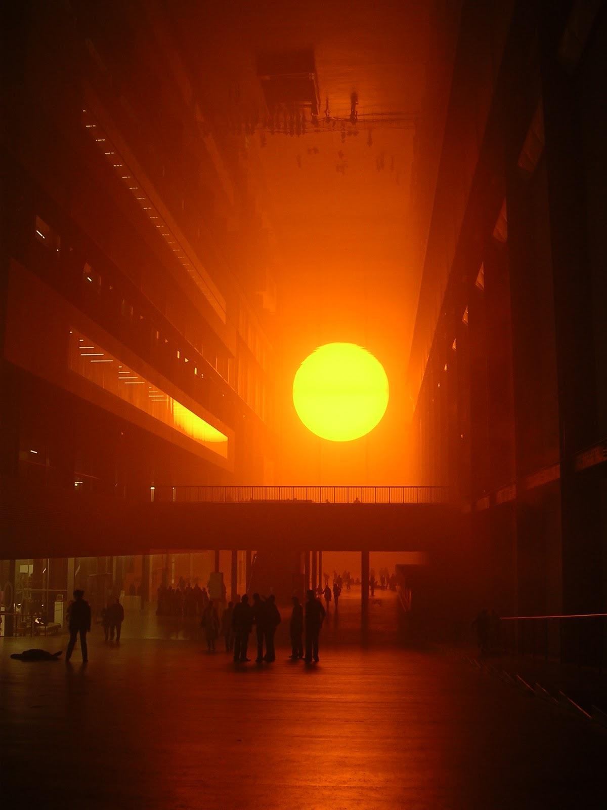 sun machine is coming