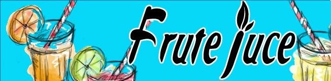 FruteJuce - Handmade
