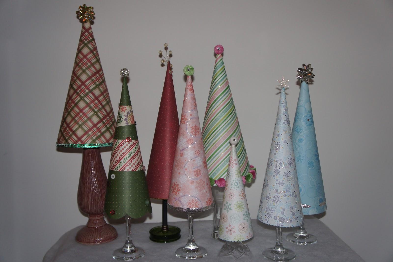 Christmas Tree Cone Template Christmas tree cones