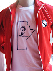 The Riel Deal Shirt. Get a custom one made at Sew Dandee!