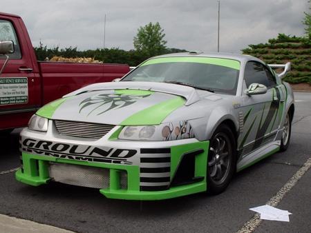 Bad Ass Race Cars