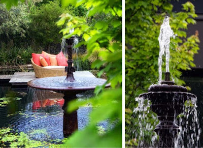Luxury-Garden-Landscape-Design-Ideas-with-Beautiful-Contemporary-Garden-Fountains