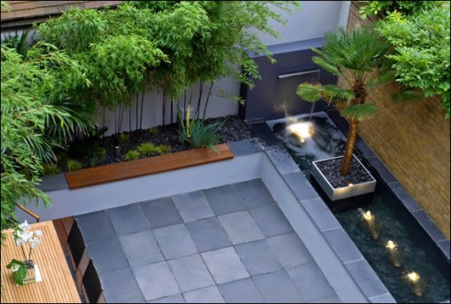 Modern Landscape Outdoor
