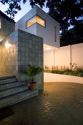 Complete Home Design, Fernandes House in Bangalore, India by Khosla Associates 05