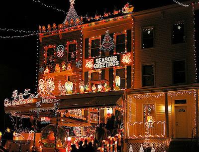 Baltimore Christmas Lights