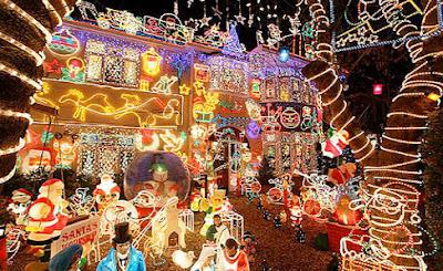 Melksham Christmas Lights