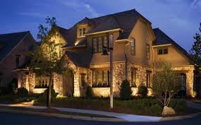 lighting landscape design home