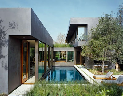 Best Outdoor Landscape Vienna Way Residence