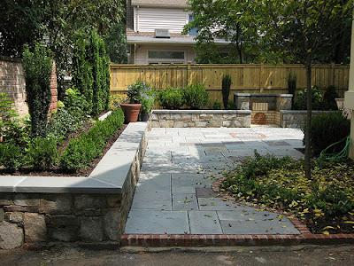 Dallas Outdoor Landscape Design
