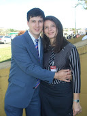 Eu e meu Marido Renato