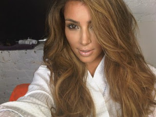 Kim Kardashian Hairstyles Pictures